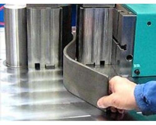 Hydraulische Biegemaschine 120 CNC - Bild 3