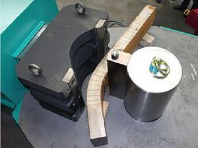 Hydraulische Biegemaschine 120 CNC - 4