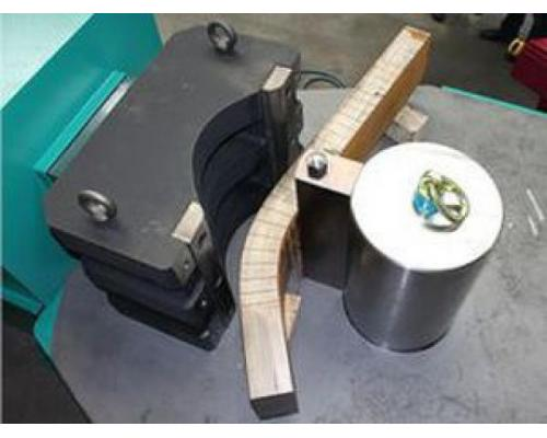 Hydraulische Biegemaschine 120 CNC - Bild 4