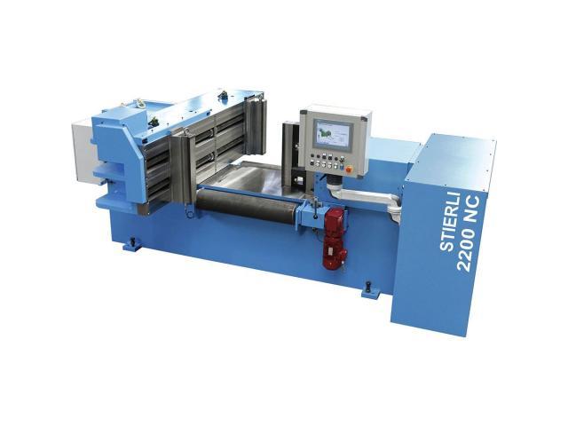 Elektrohydraulische Presse 2200 NC - 1