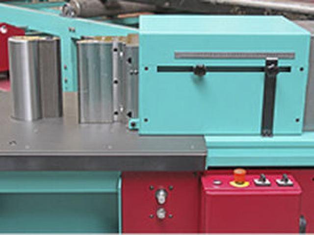 Richtmaschine für Metallteile 8800 NC+ - 5