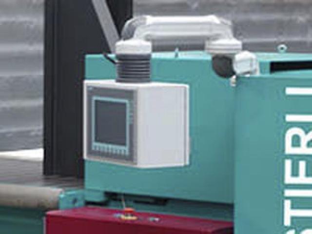 Richtmaschine für Metallteile 8800 NC+ - 6