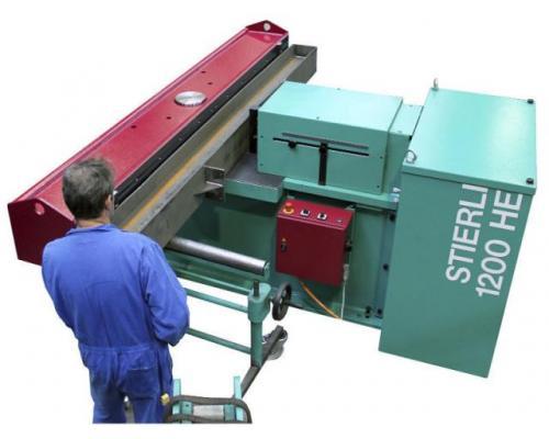 Hydraulische Biegemaschine 1300 HE - Bild 1