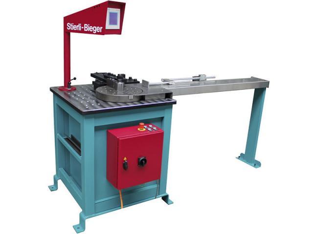 Radiale Biegemaschine 10'000 CNC - 1