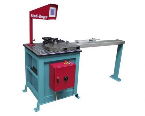 Radiale Biegemaschine 10'000 CNC - Bild 1