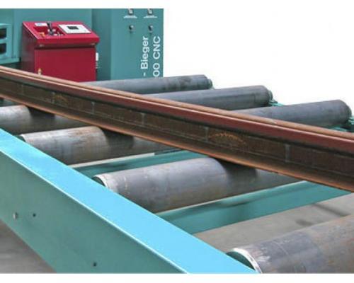 Hydraulische Biegemaschine 6000 NC - Rail - Bild 2