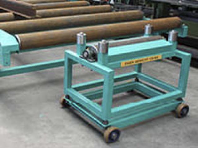 Hydraulische Presse 6000 RP - Rail - 3