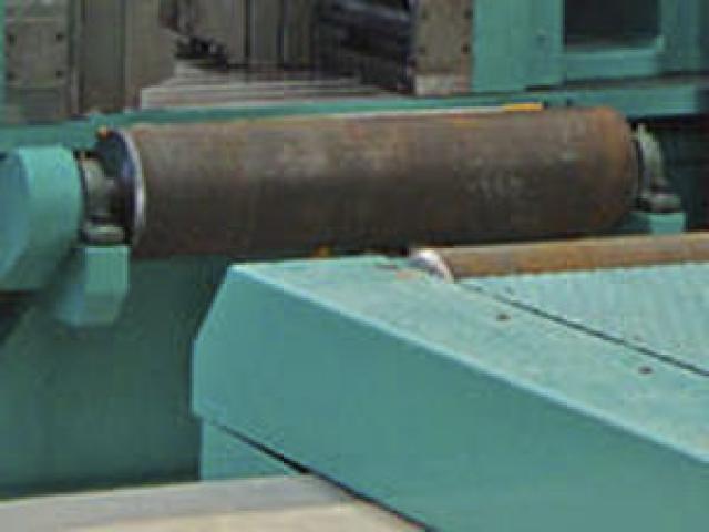 Hydraulische Presse 6000 RP - Rail - 5