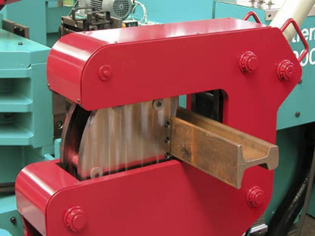 Hydraulische Presse 6000 RP - Rail - 6