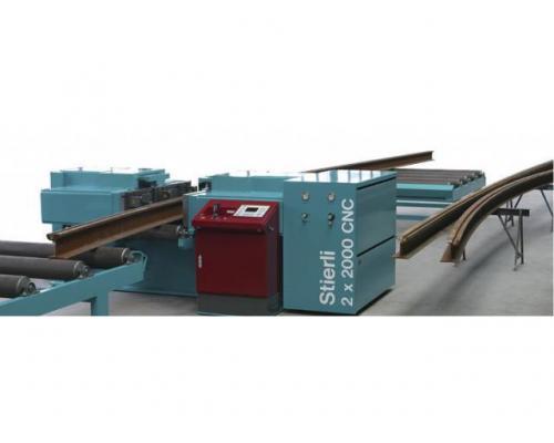Hydraulische Biegemaschine 3300 NC - Rail - Bild 1