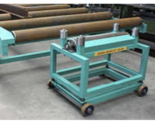 Hydraulische Biegemaschine 3300 CNC - Rail - Bild 3