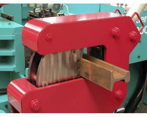 Hydraulische Biegemaschine 3300 CNC - Rail - Bild 5