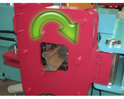 Hydraulische Biegemaschine 3300 CNC - Rail - Bild 6
