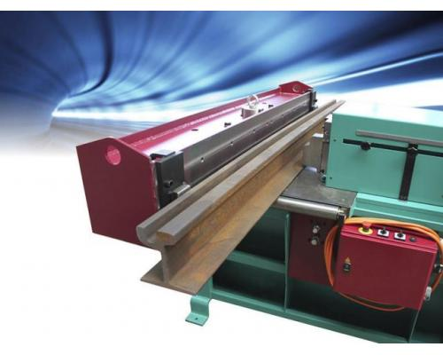 Hydraulische Biegemaschine 1300 NC - Rail - Bild 1