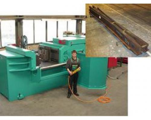 Hydraulische Biegemaschine 1300 NC - Rail - Bild 2