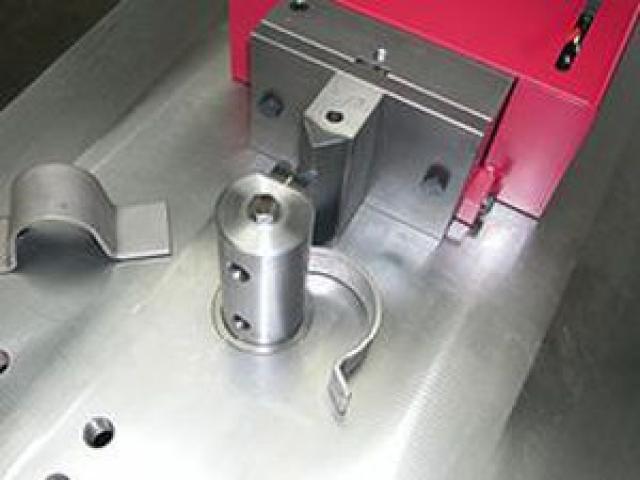 Hydraulische Biegemaschine 3300 NC - SE - 2