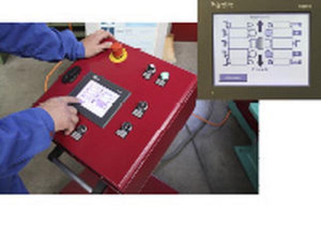 Hydraulische Biegemaschine 2200 NC - SE - 5