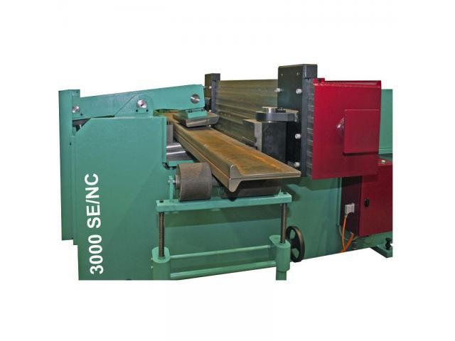 Hydraulische Biegemaschine 1300 NC - SE - 1
