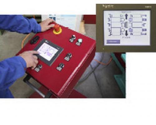 Hydraulische Biegemaschine 1300 NC - SE - Bild 3