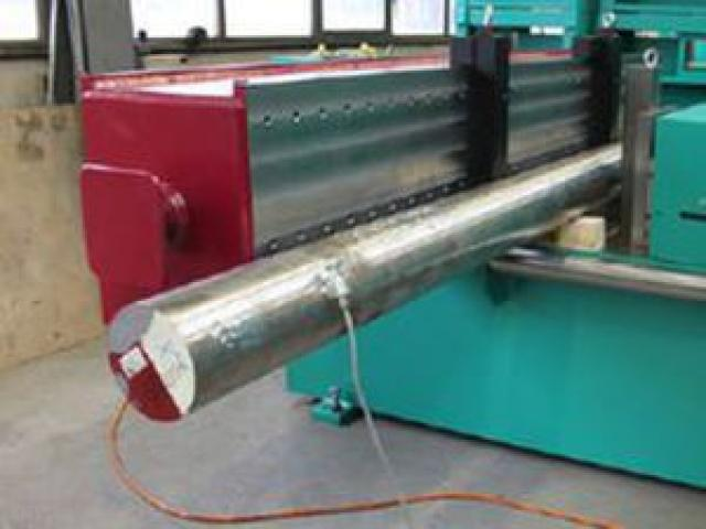 Hydraulische Presse 820 NC - SE - 3
