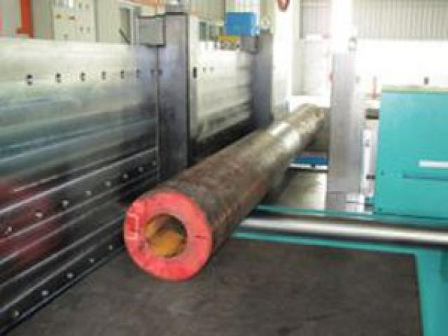 Hydraulische Presse 820 NC - SE - 4