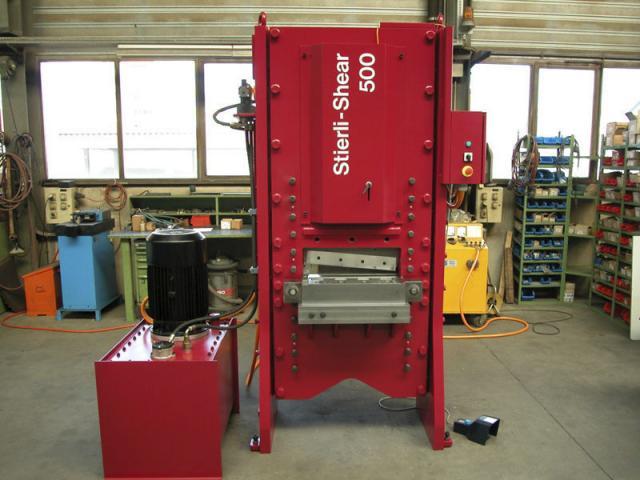 Hydraulische Biegemaschine - 1