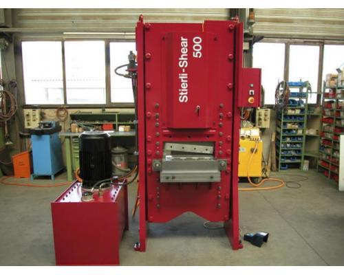 Hydraulische Biegemaschine - Bild 1