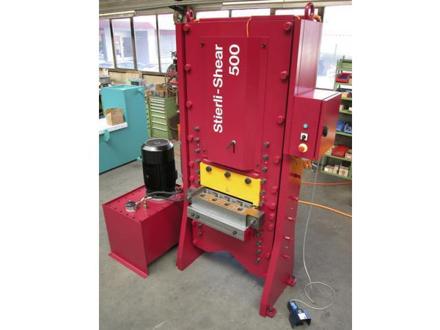 Hydraulische Biegemaschine - 2