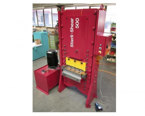 Hydraulische Biegemaschine - Bild 2