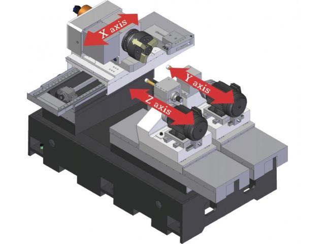 KRAFT (E-tech) KGM 350 - 3