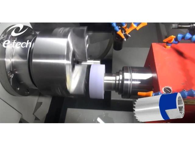 KRAFT (E-tech) KGM 350 - 8