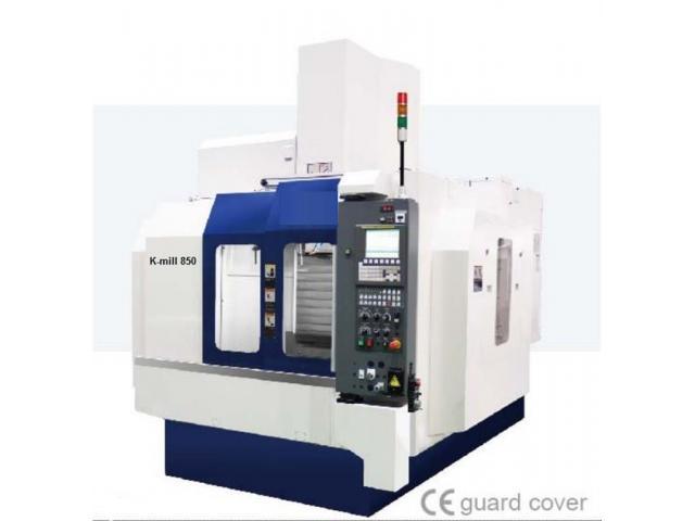 KRAFT K-mill 1050 mit HH TNC 620 - 1
