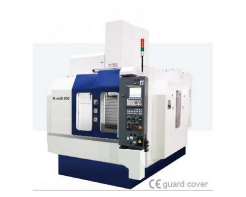 KRAFT K-mill 1050 mit HH TNC 620 - Bild 1