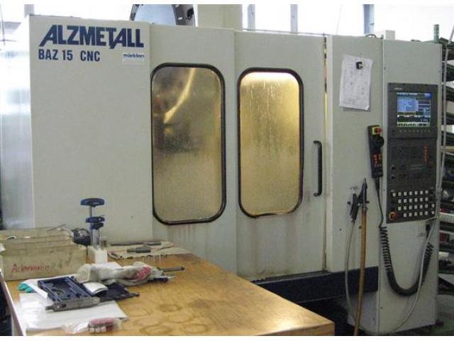 ALZMETALL BAZ 15 CNC 60.40 - 1