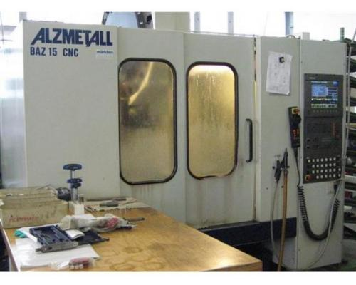 ALZMETALL BAZ 15 CNC 60.40 - Bild 1