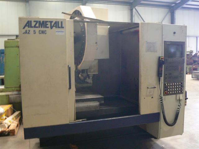 ALZMETALL BAZ 15 CNC 60.40 - 2