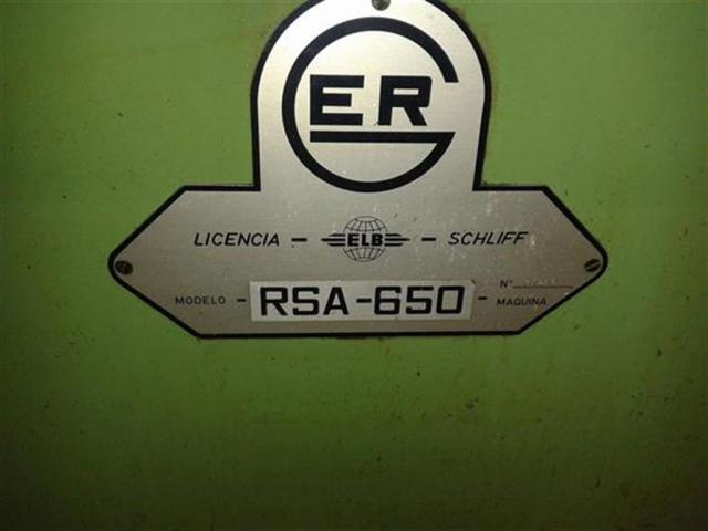 GER, Spanien Lizens ELB RSA - 650 - 2