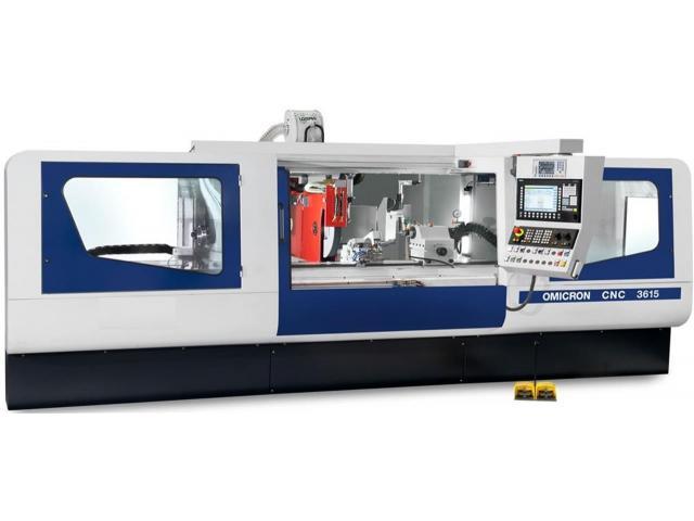 KRAFT Omicron 3606 CNC №1124-100358 - 1