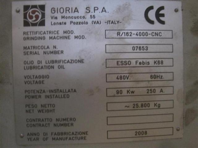 GIORIA R 162 4000 x 450 №1124-100368 - 2