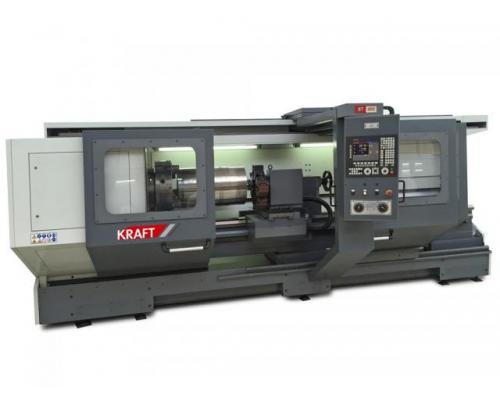 KRAFT KTH 400/2000 (Spindelbohrung 155mm) №1124-100132 - Bild 1