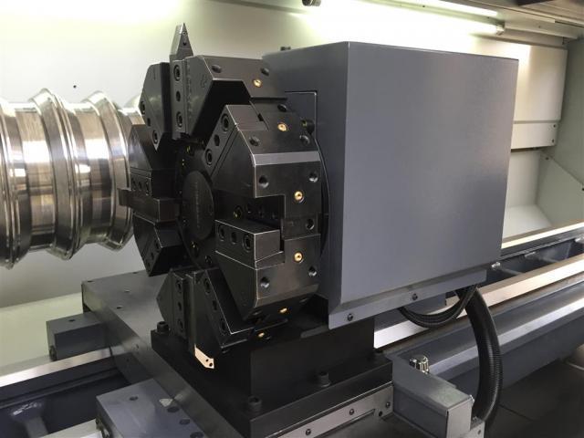 KRAFT KTH 400/2000 (Spindelbohrung 155mm) №1124-100132 - 3
