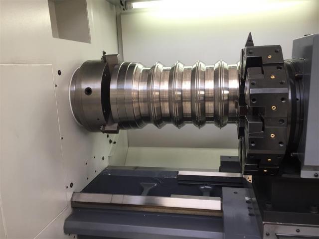 KRAFT KTH 400/2000 (Spindelbohrung 155mm) №1124-100132 - 4