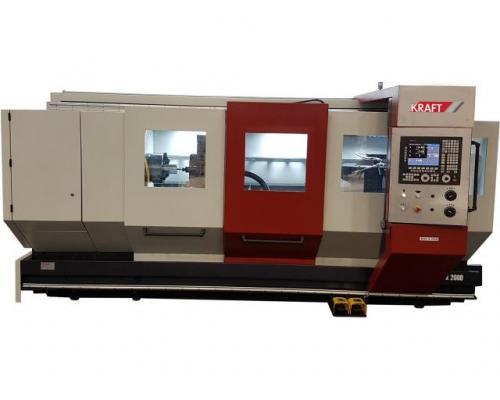 KRAFT KT 620 Serie №1124-91040 - Bild 1