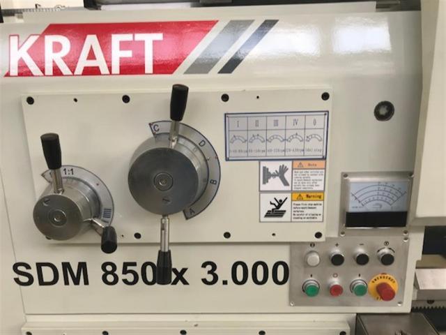 KRAFT SDM 850/3000 №1124-120517a - 2