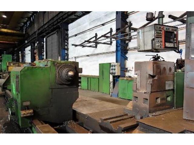 SOMUA CNC 2400 X 11.500 - 3 Bahnenbett №1124-100364 - 3