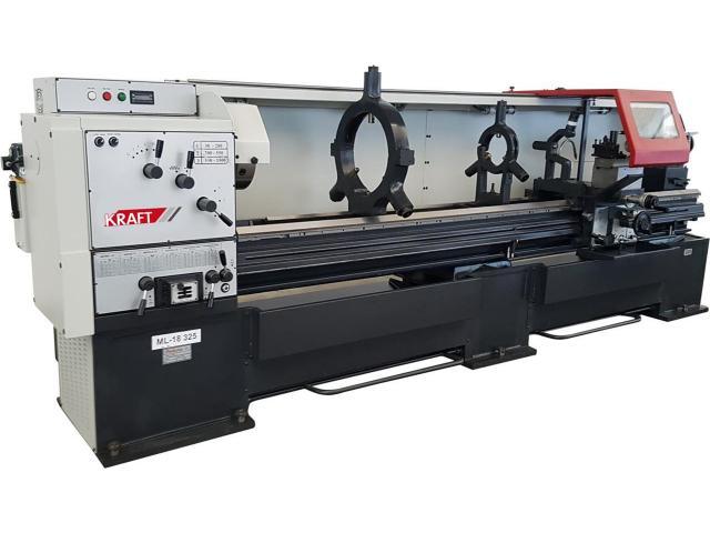 KRAFT DLZ 325 x 2.000/3000 VS (mit Bohrung 155mm) №1124-100357 - 1