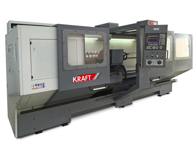 KRAFT (JAP) STH 500/3000 (C- und Y-Achse) №1124-200616 - 1