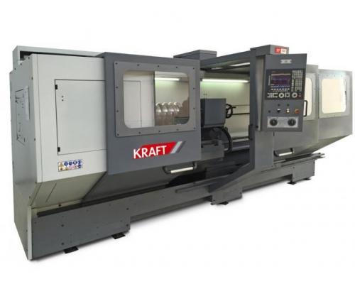 KRAFT (JAP) STH 500/3000 (C- und Y-Achse) №1124-200616 - Bild 1