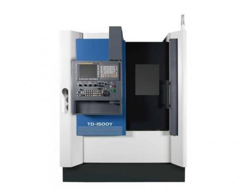 KRAFT TD-1500Y (C-/Y-Achse) №1124-100334 - Bild 1