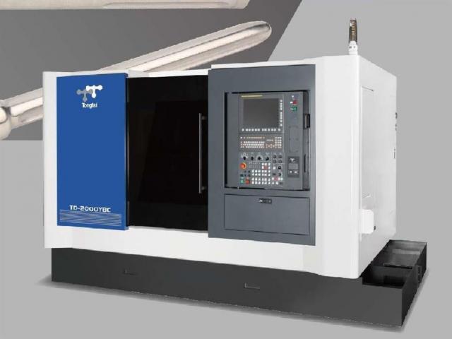 KRAFT TD-2500YBC (C-/Y-Achse und Gegenspindel) №1124-100356 - 1